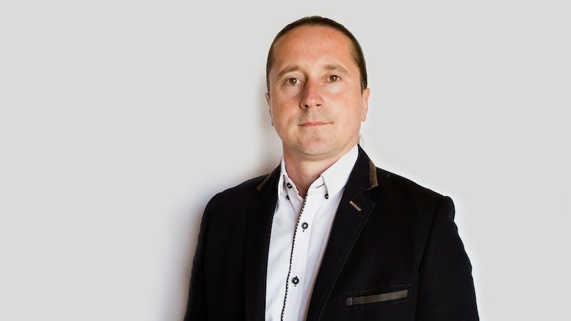 Marcin Król, DTH, sales representative