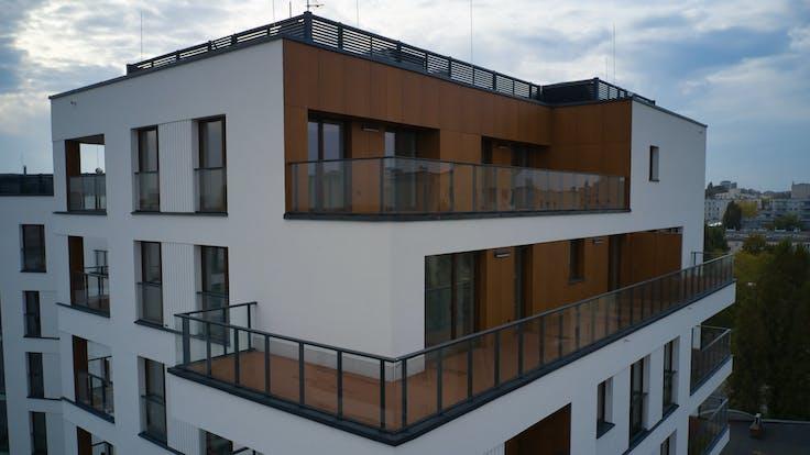 apartamenty Dolny Mokotów MUH, Warszawa