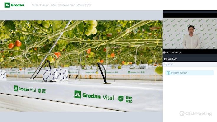 Poland webinar Classic Vital October 2020