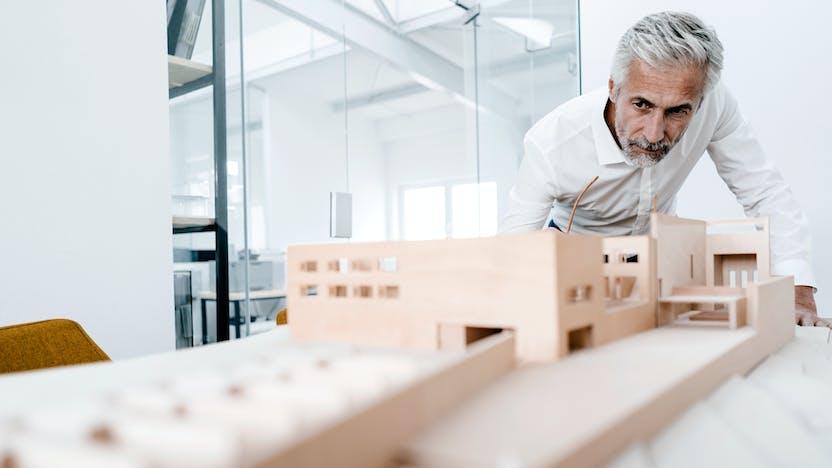 RockWorld imagery, Modern living, architecture, business