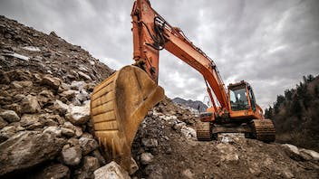 RockWorld imagery, The big picture, machinery, rocks,