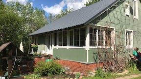 Renovation, house, insulation
