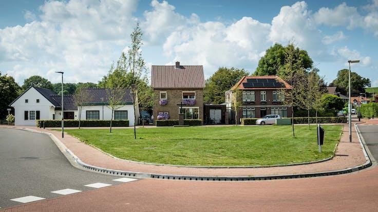 water management, case, construction, solution, park, oirsbeek, lapinus