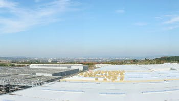 product, flatroof, flat roof, reference, installation, rockwool forum, sanierungstag flachdach, germany