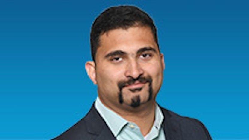 Abraham Sebastian, employee, sales manager, person