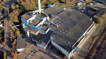 Moss Factory, Norway, Greener production