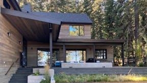 The California House Case Study Tahoe City, CA