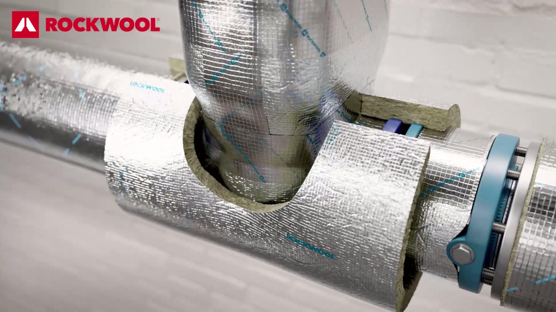 TECLIT, video, thumbnail, HVAC, technical insulation, LM 200