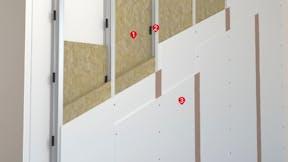application, schema, Partition walls