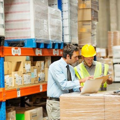 warehouse, shopping, buying construction materials