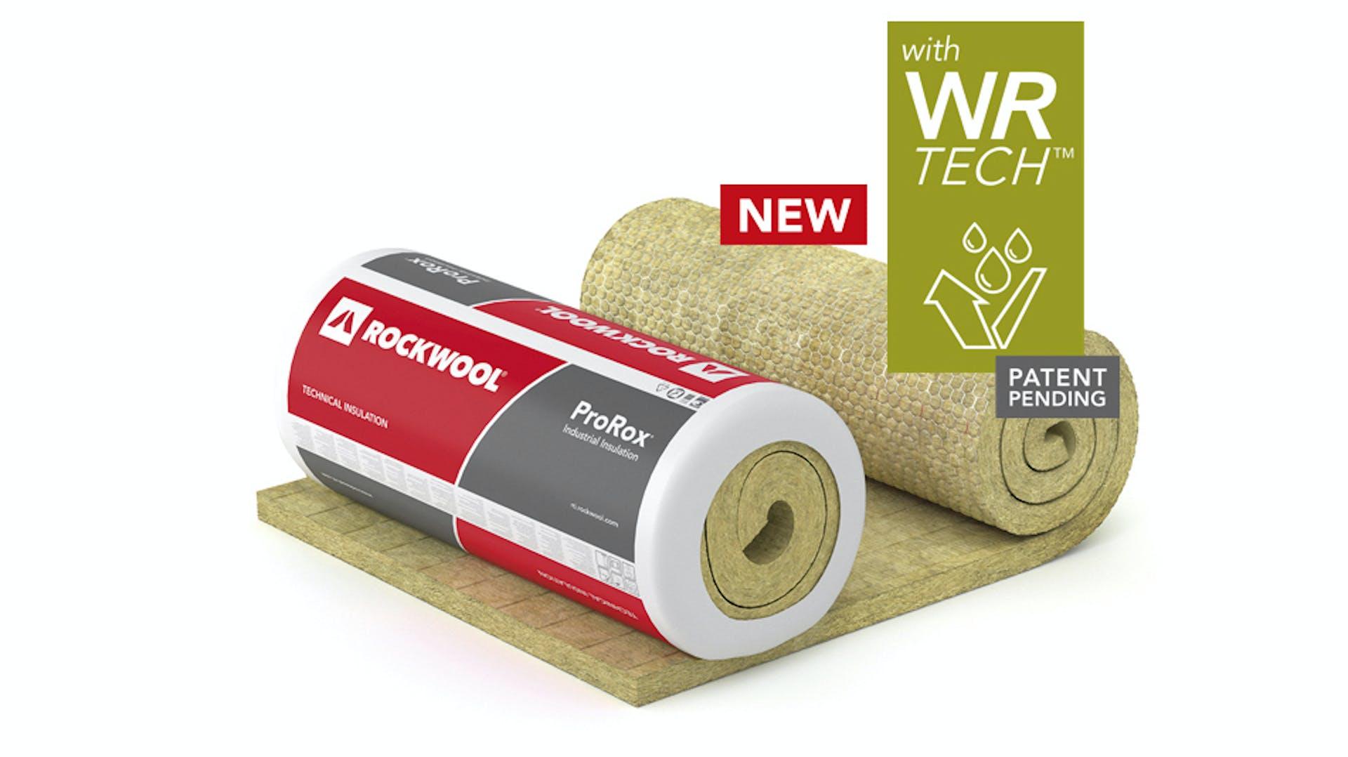 ProRox, WR-Tech, insulation, wired mat