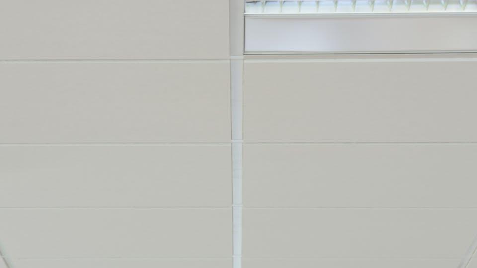 Akustikloft: Rockfon® Tropic™, E24, 600 x 600