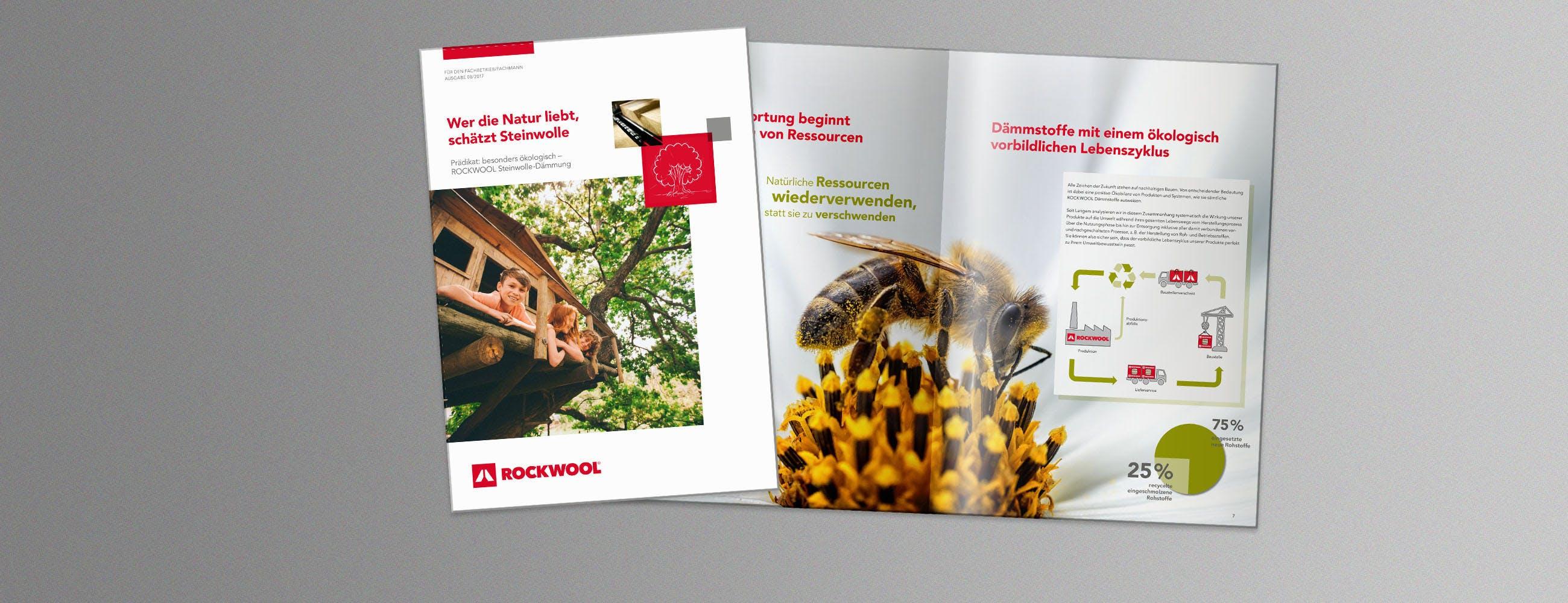 thumb, thumbnail, brochure, brochures, downloads, sustainability, germany, photo, preview photo, Ökologie Broschüre