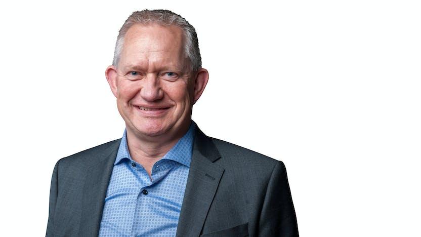 Henrik Frank Nielsen, Group Management, white backround