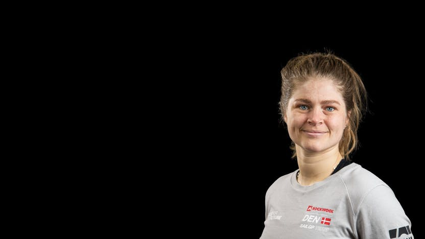 Katja Salskov-Iversen, SailGP, Female Team ROCKWOOL Racing 2021, sailing, female team