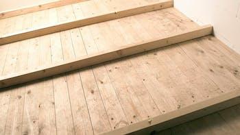 wooden floor, timber floor, floor insulation, BNL