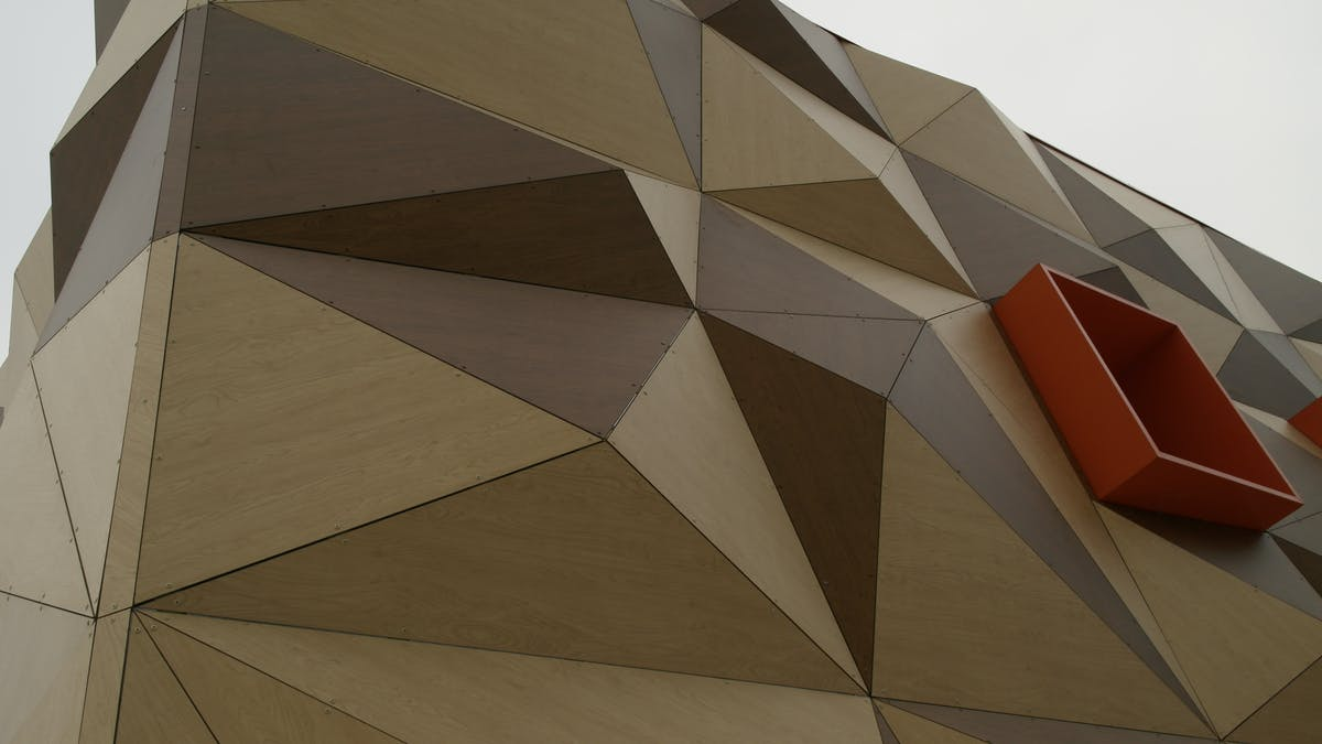 Navigation Campus, Technology Park with Rockpanel Colours & Rockpanel Woods in Kazan, Russia