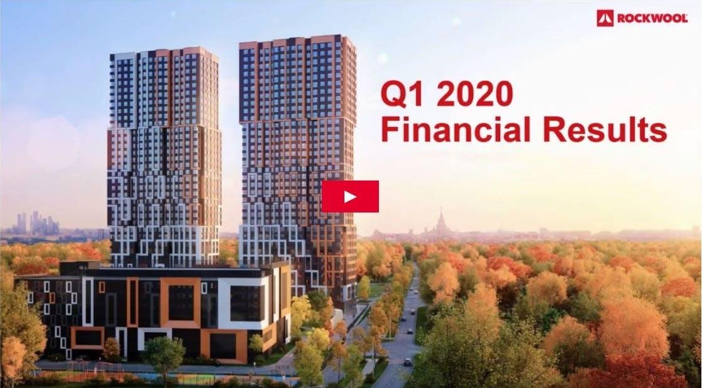 Interim Report Q1 2020 webcast, thumbnail