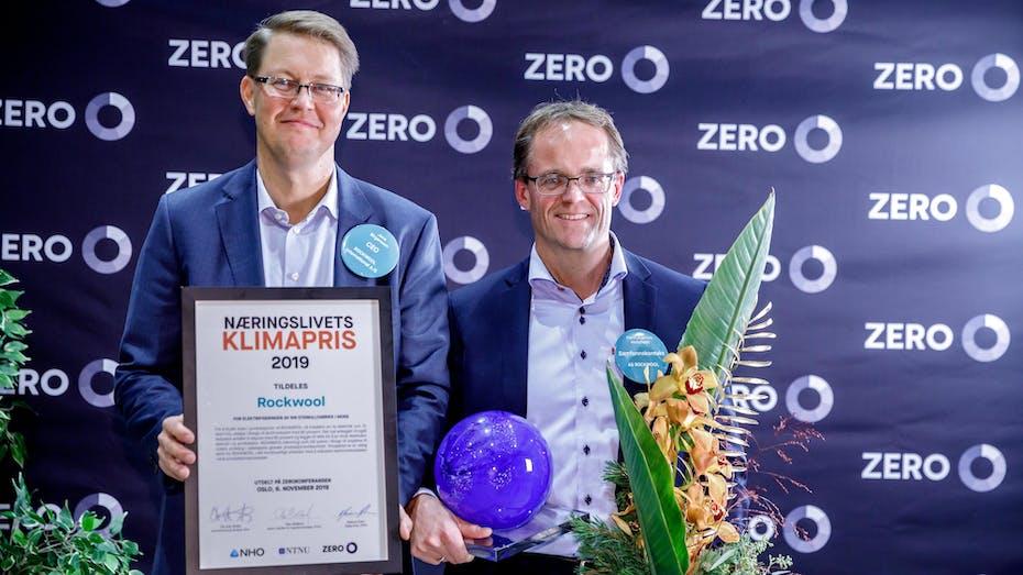 Norway, winner, price, award, climate, environment, sustainability, Næringslivets klimapris for 2019