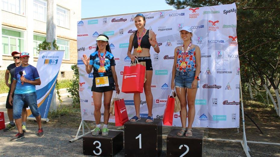 Charity sport events in Troitsk