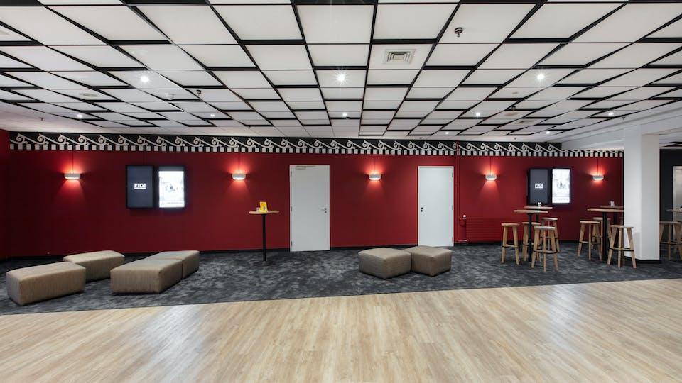 Akustikloft: Rockfon Blanka®, 600 x 600