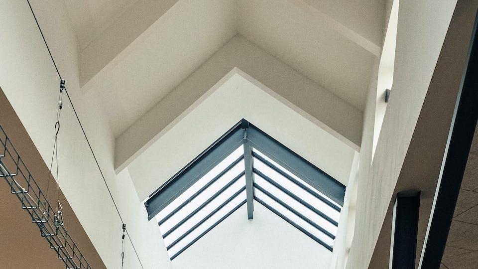 Acoustic ceiling solution: Rockfon® Mono® Acoustic, TE Direct