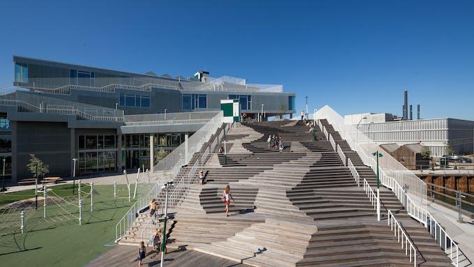 Sydhavn Skole, Durability