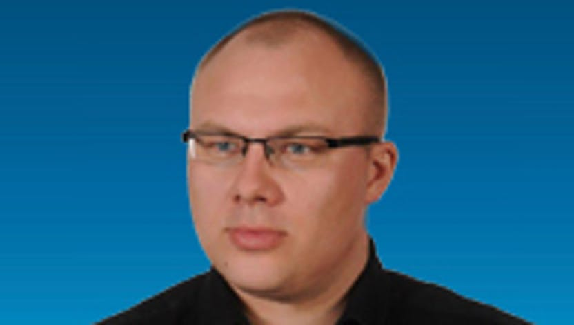 Jacek Hoppe, employee, sales manager, person