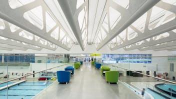 Guildford Aquatic Centre, Acoustic Capabilities