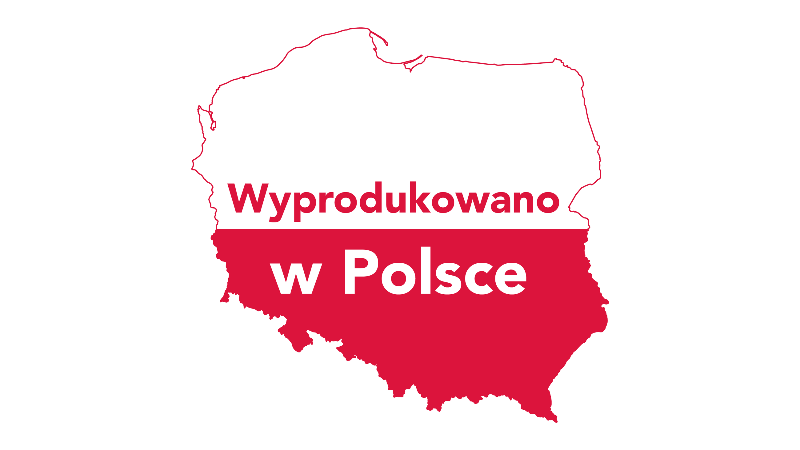 Made in Poland, produced in poland, PL, map