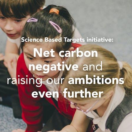ROCKWOOL decarbonisation infographics