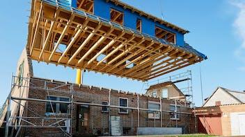 pitched roof renovation, masterrock, meisterdach, dachsanierung, presse, germany, presse, press