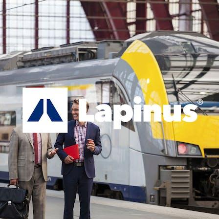 Lapinus logo and image