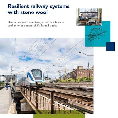 lapinus, rockdelta, tracks, train, noise cancelling, city, tram, trees, whitepaper