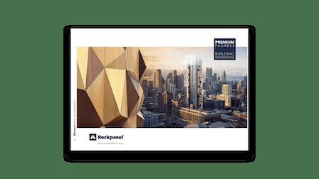 Cover Rockpanel Premium Brochure