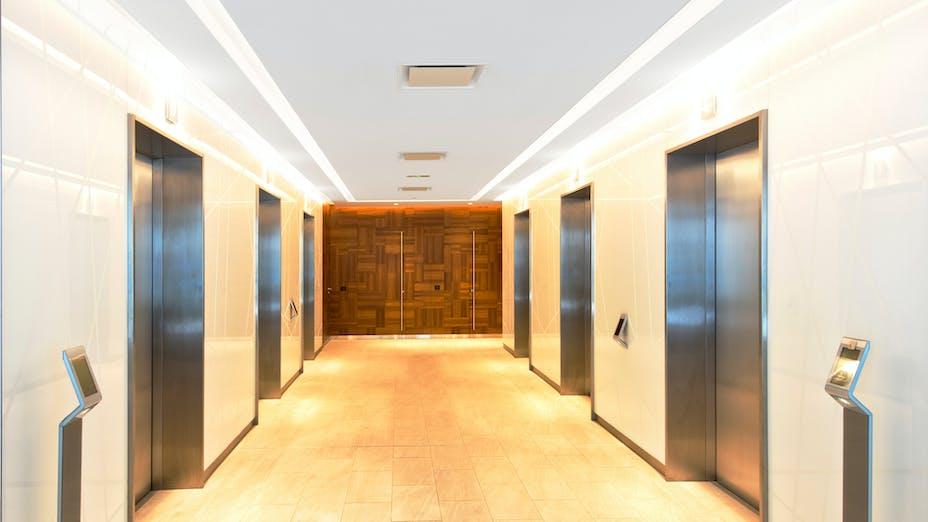 FR, Headquarters L'Oréal Paris, 92300 Levallois-Perret (Paris), Office, Rockfon Mono Acoustic, TE edge, White, Open Plan Office