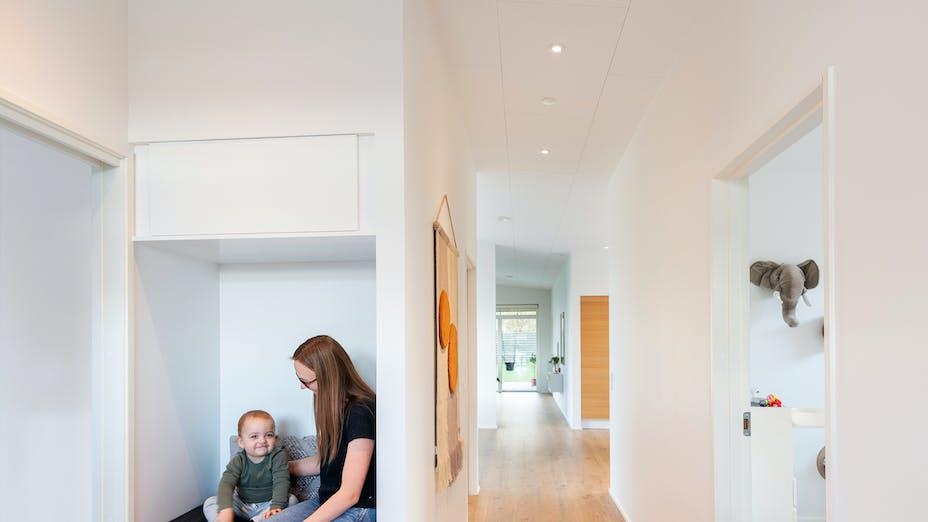 Corridor in private home Aarhus