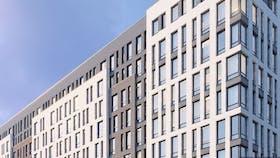 "Balcony, Residential complex ""Svetlana Park"", Saint Petersburg"