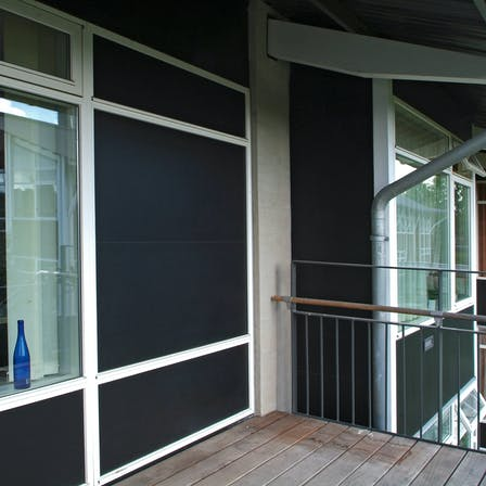 Unventialted application of Rockpanel Uni & Rockpanel Colours (excl. ProtectPlus coating)