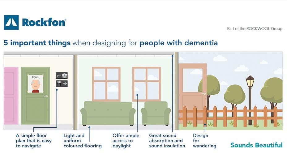 Dementia, Design, Architects, Interior Designer, Nursing Home, Sounds Beautiful