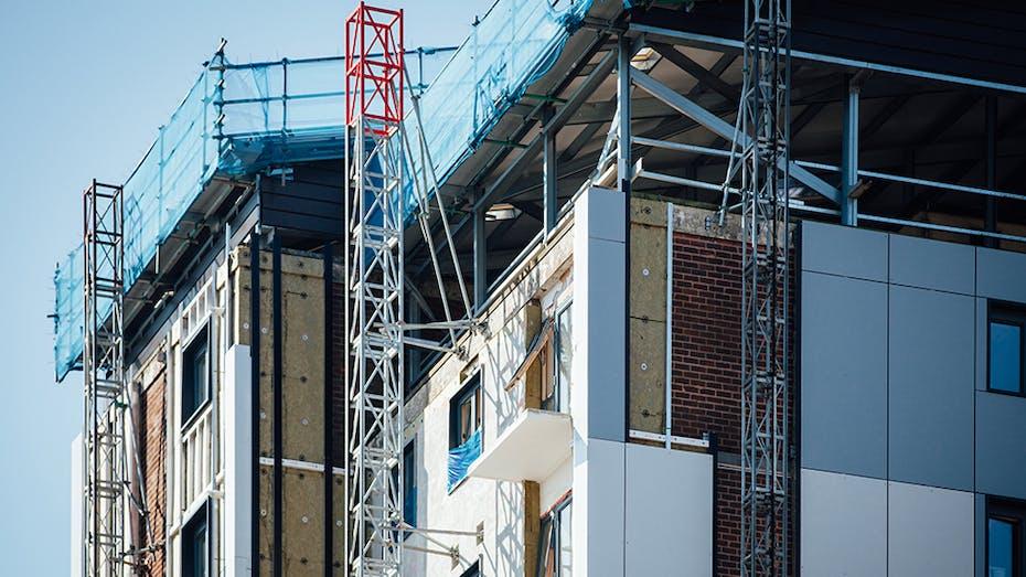 Renovation building
