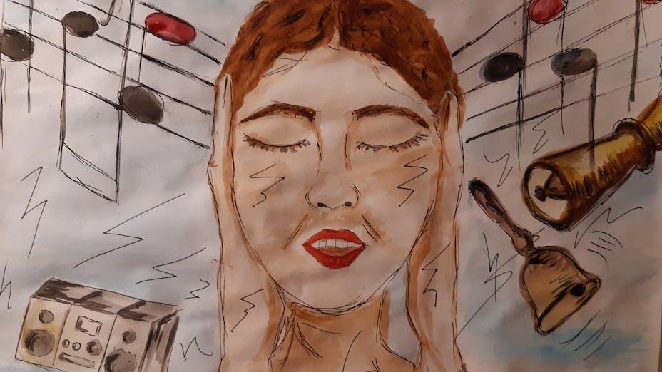 Article illustration, Poland, school campaign, children drawings, polish campaign