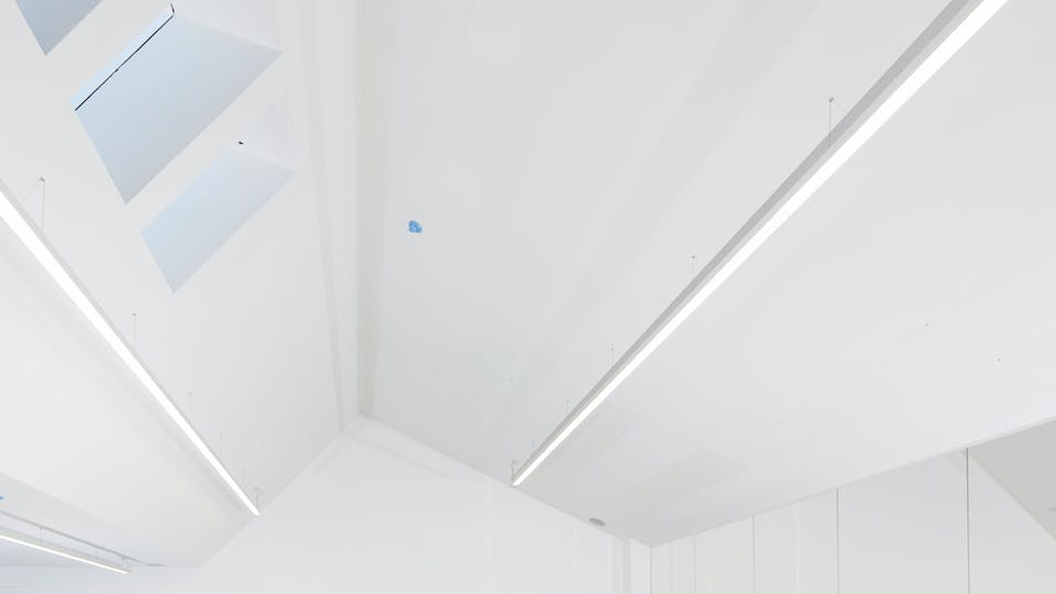 Featured products: Rockfon® Mono® Acoustic, TE