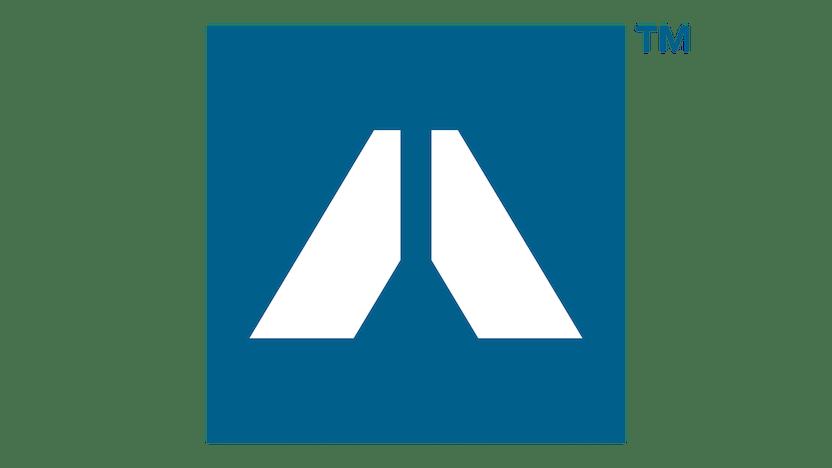 CMYK Rockfon™ symbol