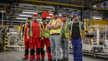 Factory, BOH, Bohumin, Czech Republic, production, workers, employees