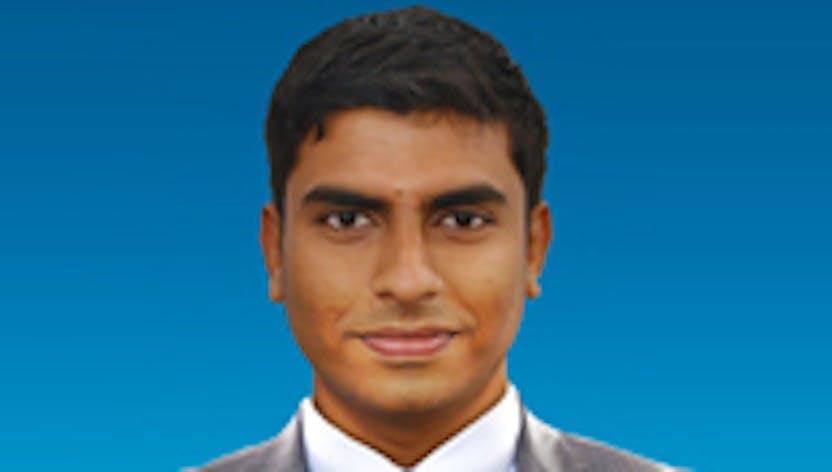 Akbar Basheer, employee, sales manager, person