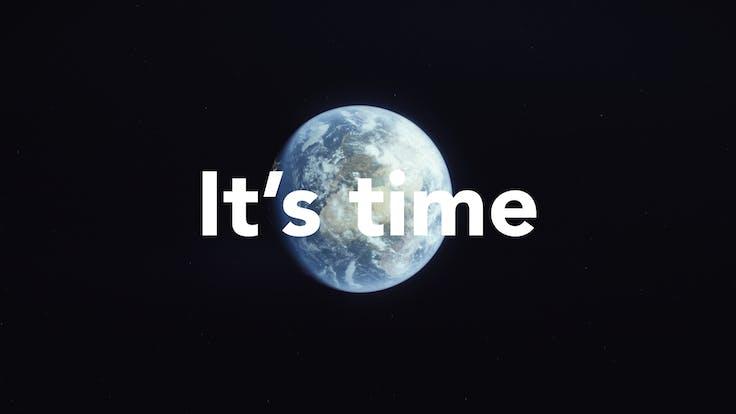 ROCKWOOL decarbonisation, It's time, globe