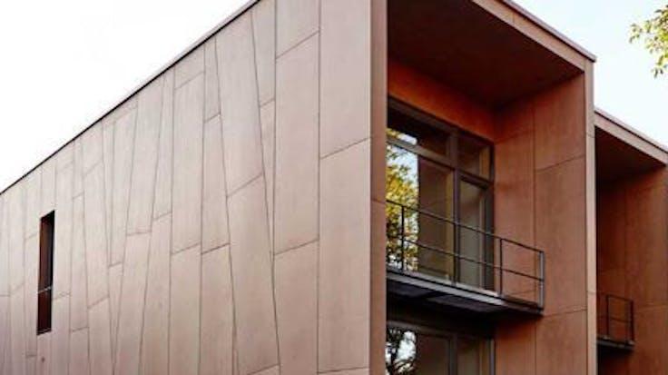 Brunner Eggenfelden, building, balcony
