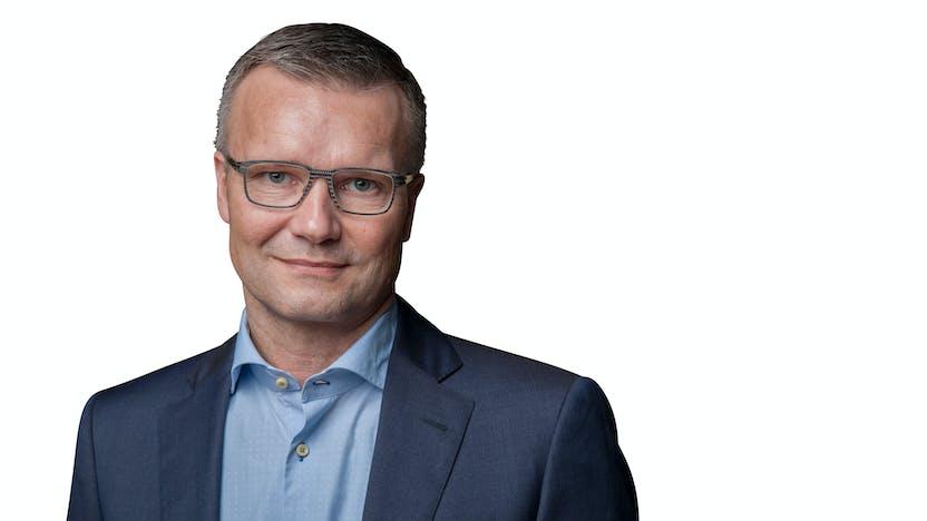 Thomas Kähler, Group Management, white background