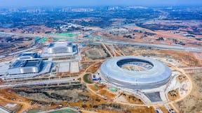 Dong'Anhu sport center,